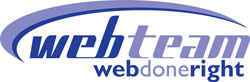 Webteam - Web Done Right